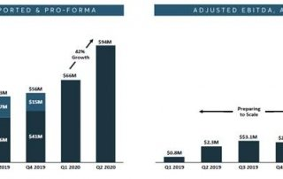 Chart 1: Cresco's Fundamentals Inflected in Q2 and Are Set to Register Robust Growth in the Coming Quarters Source: Intro-Blue, Company Investor Presentation